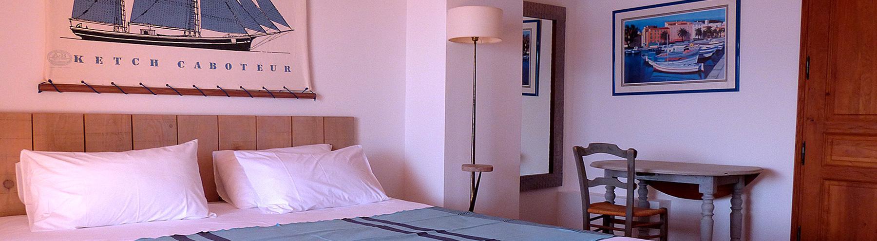 Villa de charme dans un village marin : Confort & Charme :