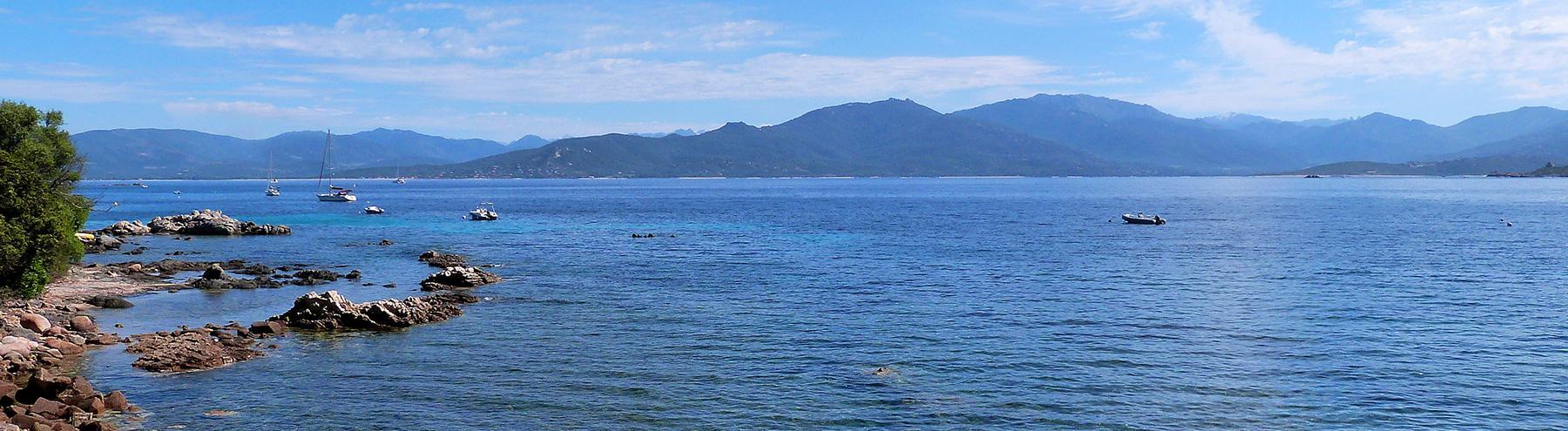 Golfe de Valinco : Région de Propriano :